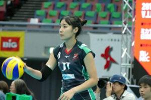 หญิงไทยลูกยางญี่ปุ่น