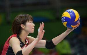 นักกีฬาหญิงญี่ปุ่น